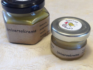 Universalcreme med honning