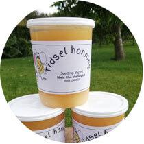 tidsel honning